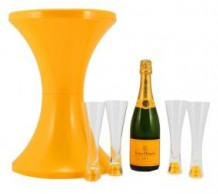 KIT CHAMP VEUVE CLICQUOT TAM TAM